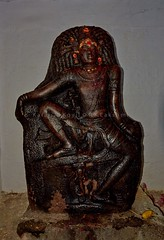 "Aiyyanar @ Kotramangalam Vishnu Temple- Lalgudi Taluk- Thiruchirapalli District. (Kalai ""N"" Koyil) Tags: nikon d 5200 kalainkoyil 2016 18140mm aiyyanar ayyanar iyenar kotramangalam vishnu koyil lalgudi taluk tiruchirapalli district tamilnadu southindiantemple architecture sastha cult"
