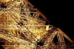 Paris 24.3.17 (Faifenaco) Tags: architecture lights closeup france travel eiffeltower tower eiffel paris latoureiffel toureiffel