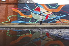 All Smiles (Señor Codo) Tags: pilsen likeone reflections graffiti chicago chicagograffiti chrisdiersphotography