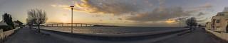 Panorama Noirmoutier. Panoramic View.