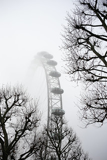 Eye In The Fog by Simon & His Camera