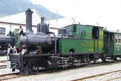 IMGP7794 (Alvier) Tags: schweiz graubünden rhb rhätischebahn landquart hauptwerkstätte tagderoffenentür triebfahrzeuge lokomotiven taufe triebzüge g34