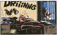 Driiinng (ciudad imaginaria) Tags: tebeos comics cómics spirou spip tome janry tomejanry viñeta