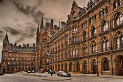 St Pancras (fourbites15) Tags: london stpancras victorian