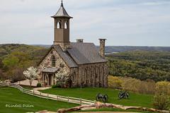 Top o the Rock Chapel (Lindell Dillon) Tags: branson topotherock golf chapel landscape missouri lindelldillon