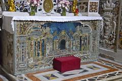 Interno della chiesa del Gesù o Casa Professa: un paliotto d'altare (costagar51) Tags: palermo sicilia sicily italia italy arte storia anticando