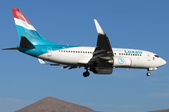 LX-LGS_01 (GH@BHD) Tags: lxlgs boeing 737 737700 b737 lg lgg luxair ace gcrr arrecifeairport arrecife lanzarote airliner aircraft aviation