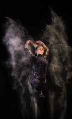 Butterfly (bojanstanulov) Tags: jump jazz contemporary cute studio ballerina balletdancer beautiful