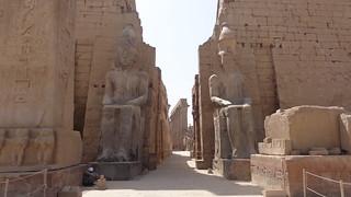 Luxor Temple Gates