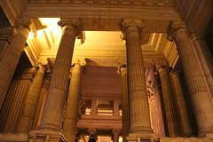Palacio de Justicia (Erasmusenflandes) Tags: erasmusbruselas palacio de justicia poelaert chapelle rue haute lepée colline capucins marolles contrastes bruselas bruxelles
