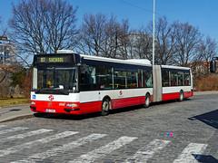 Irisbus Citybus 18 (Agora L) - PID 6548 (Pi Eye) Tags: bus autobus prague praha pid dpp renault rvi irisbus agora karosa citybus articulé gelenk agoral citybus18