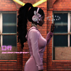 Execute (Rapunexl) Tags: hikaru efuru seul yokai timeless analog dog bunny pseudo ersch juicy sweat suit iconic sl blogger secondlife fashion barbie black girl magic volturi chicago akuziem what should i fuck up next