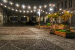 Jardines de la laboral (mirguzman) Tags: noches lalaboral gijon xixon asturias paraisonatural