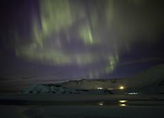 Iceland (richard.mcmanus.) Tags: iceland arctic northernlights auroraborealis aurora night mountains vik reykjavik landscape