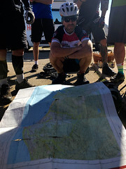 Route Briefing (Gee & Kay Webb) Tags: mtb mountainbike andaluz trails travel tarifa spain saddleskedaddle map bike
