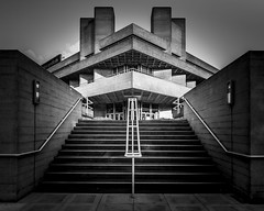 South Bank Theatre Productions @londonlights (London Lights) Tags: londonlights southbanktheatreproductions london lights londres londra blackandwhite monochrome noiretblanc architecture brutalism staging tion
