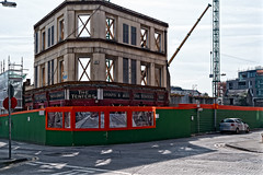 WILL THE TENTERS PUB SURVIVE [ THE BLACKPITTS AREA OF DUBLIN]-126370 (infomatique) Tags: tenterspub stonearch blackpitts millstreet bam hotel demolished streetsofdublin williammurphy infomatique marriothotel bubonicplague