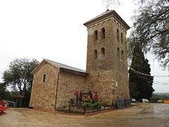 Iglesia de las Alegrías - Lloret de Mar. (Luis Mª) Tags: gerona girona lloretdemar iglesia románico arterománico arquitectura afiiae