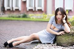 DSC_8306 (Robin Huang 35) Tags: 陳姿含 台大校園 台灣大學 校園 國立台灣大學 ntu 人像 portrait lady girl nikon d810 karry