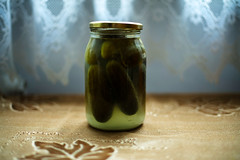 pickles (ewitsoe) Tags: pickles homemade housemade mom wlodawa poland polska jar food cucumbers tasty erikwitsoe ewitsoe canoneos5ds canon 50mm 14mm pickled taste eat dine foody