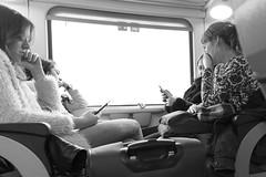 on the train (the best maio) Tags: train treno gentedeitreni girls ragazze ragazzine onthetrain sultreno