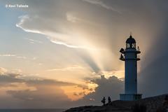 el far de les llums (xavi talleda) Tags: balears barbaria capdebarbaria formentera illesbalears cabo cap cape far faro lighthouse
