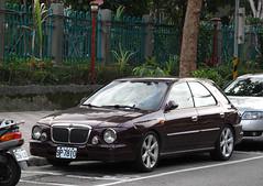 Subaru Casa Blanca (rvandermaar) Tags: subaru casa blanca subarucasablanca casablanca impreza plus subaruimpreza wagon taiwan rvdm