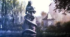 Death Mother (Stan&Lola [Photograph/Blogger/Custom Poses]) Tags: anduril death hl secondlife urworld virtualworld landscape
