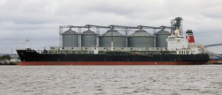 British Harmony - Newcastle Port Loadings