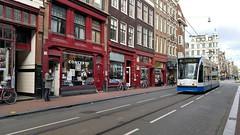 Record Store Day (Peter ( phonepics only) Eijkman) Tags: amsterdam city combino gvb tram transport trams tramtracks rail rails strassenbahn streetcars trolley nederland netherlands nederlandse noordholland holland