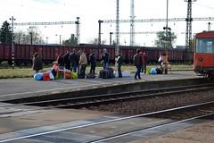 2017_Kiskunfélegyháza_1078 (emzepe) Tags: 2017 április tavasz hungary hongrie ungarn kiskunfélegyháza állomás vasútállomás railway station bahnhof gara gare