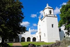 Mission Espiritu Santo (Piedmont Fossil) Tags: goliad state park texas mission espiritu santo church