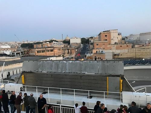 Überfahrt von Malta nach Sizilien