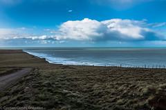 Estrecho de Magallanes (kriphoto) Tags: color pampa patagonia isla mar oceano blue azul
