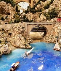 miniature.boats (C.Kalk DigitaLPhotoS) Tags: miniaturwunderland miniaturewonderland miniatur miniature boot boat berg mountain mini small tiny klein stilllife figuren figures indoor