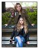 Shanna and Britney (Doyle Wesley Walls) Tags: sb bb 0157 girls females women lovely beautiful sexy feminine blonde jeans denim pretty longhair jackets faces portrait photograph shanna britney doylewesleywalls
