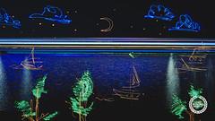 Дивный пейзаж с корабликами (Light painting, Lightgraffitti, Long exposure, lig) Tags: longexposure night lightpaint lightpainting reflections slowshutter lighttrail lighttrails nightphotography