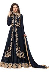 Semi Stitched Blue Georgette Shalwar Kameez (nikvikonline) Tags: blue bluecolor bluekamiz bluesalwar bluewear salwarkameez salwar stylish suit shalwar womenclothing womenfashion womenswear women weddingdress wedding weddingwear wear ua usa uk australia
