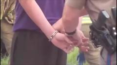 My_film10 (georgviii4) Tags: arrest jail handcuff uniform inmate