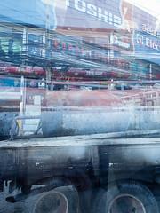 Chaos #8 (franleru1) Tags: bangkok thailand thailande art city graphism photoderue streetphotography urbain ville