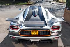 One Ass (Beyond Speed) Tags: koenigsegg one one1 supercar supercars car cars carspotting nikon v8 hypercar geneva geneva2017 grey spoiler