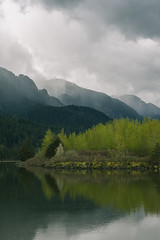 Clouds (himynameisbrad) Tags: oregon columbiariver gorge columbiarivergorge summer spring clouds rain river nature