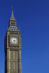 Big Ben (Toby. King) Tags: london bigben clock time landmark clocktower watch canon 600d icon