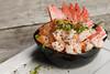 Mister Maki Temakeria (fotografia e tratamento de imagem) Tags: cachorroquente comida food foodpark gastronomia sanduiche sushi vegano