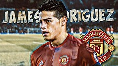 James Rodriguez welcome to Manchester United ¦ 2016⁄17 - Skills & Goals ᴴᴰ