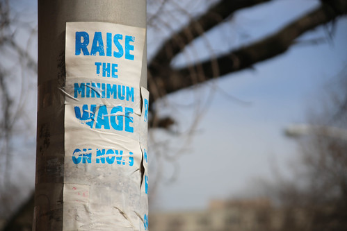 Raise the Minimum Wage