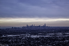 Chicago by Helicopter - January 2014, Chicago Helicopter Tours (RickDrew) Tags: road city chicago canon illinois traffic unitedstates altitude air aerial greatlakes helicopter transportation metropolis prospectheights 5dmkiii chicagohelicoptertours chetourscom lakelichigan