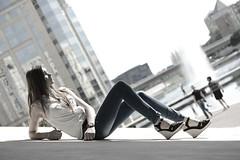 Mathilde (Michel Seguret (Thanks for + 4.700.000 views)) Tags: alexis city portrait woman man france mannequin beautiful beauty pose book town model nikon couple jung retrato femme models young montpellier portrt beaut stadt mann frau ritratto ville homme mathilde ragazza d800 ragazzo booking jeune seance michelseguret