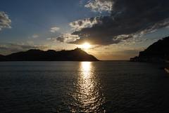 Puesta de Sol en el Monte Igueldo, Donostia (San Sebastian)- Guipuzkoa (Virginia Giné) Tags: sansebastian donostia 2013