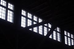 Alte Fenster von Schuppen 50a (MiBro) Tags: museum historisch